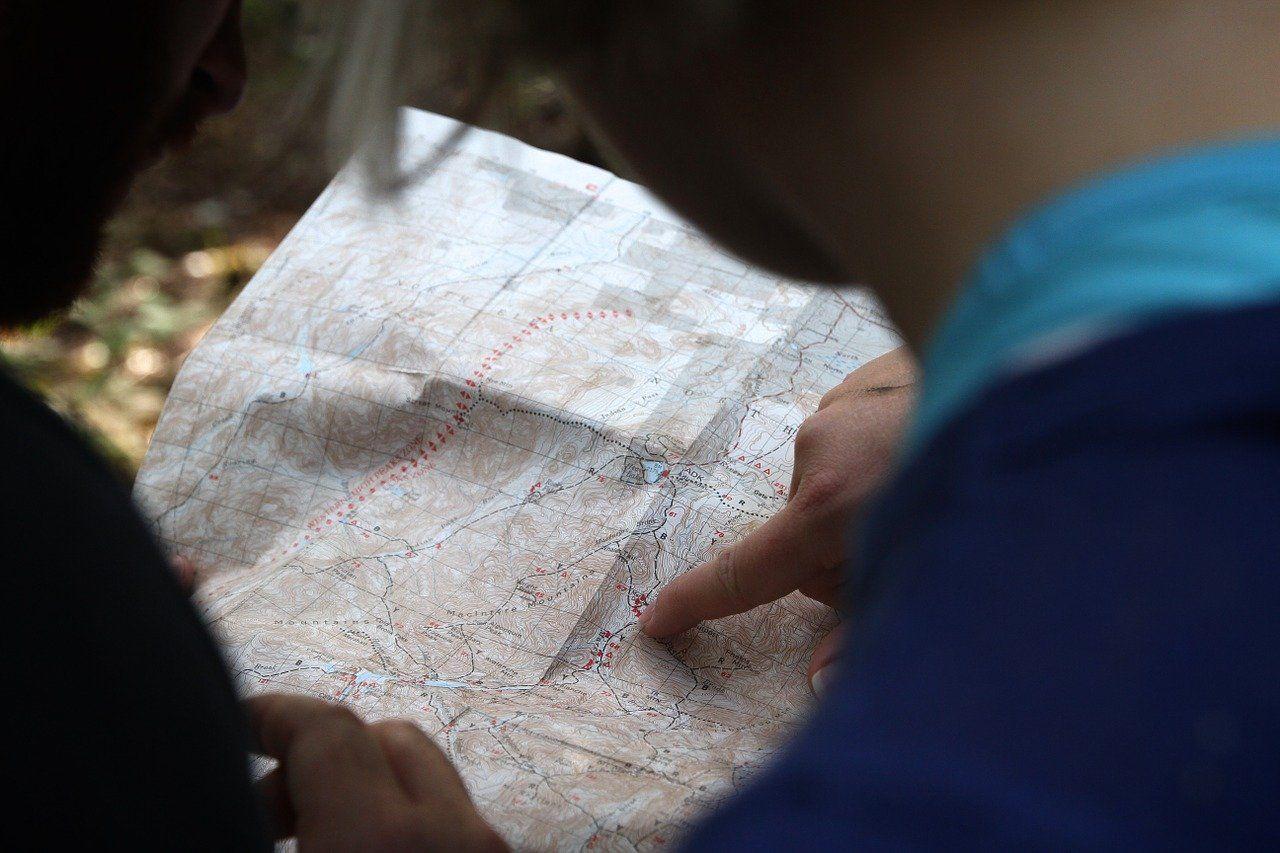 Localizaciones y zonas para hospedarse