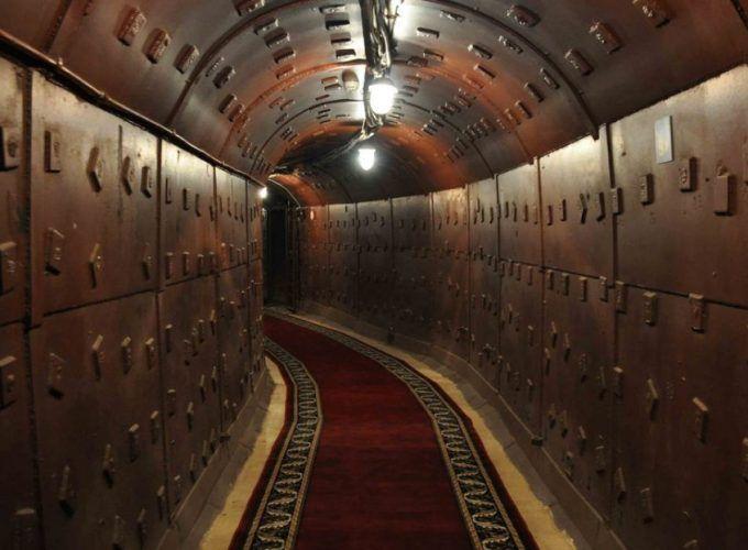 Visita guiada al Bunker 42 Moscú