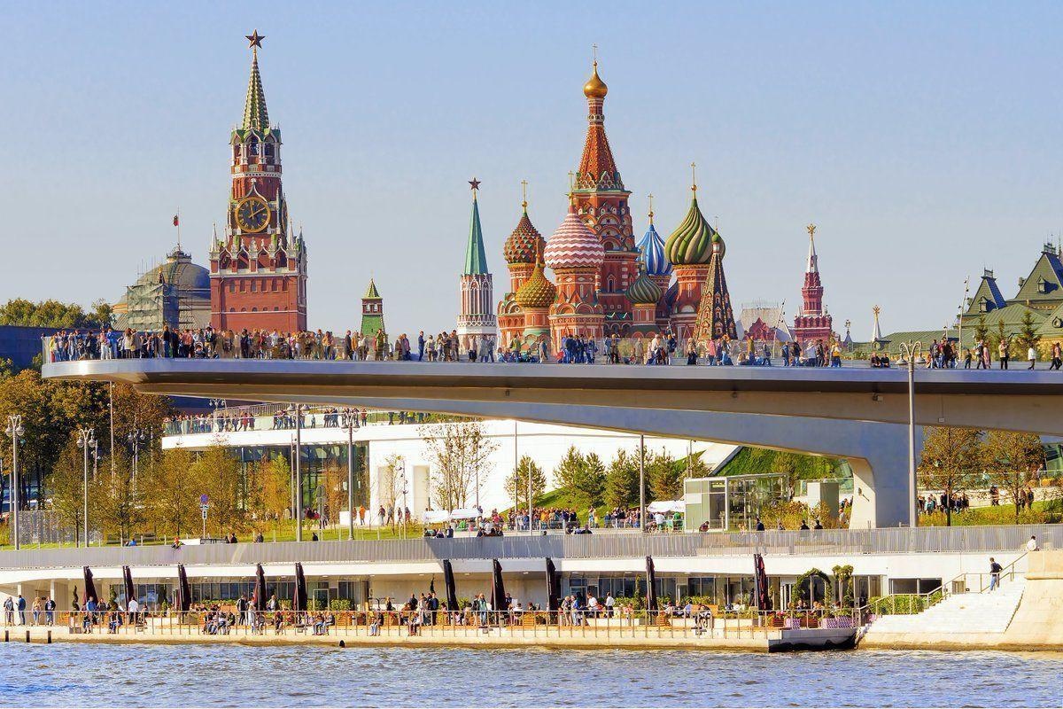 Día 2 – Recorrido en Moscú