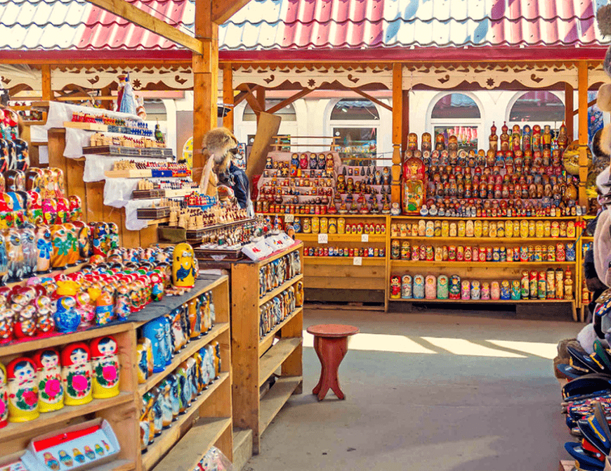 productos-típicos-mercado-de-izmailovo