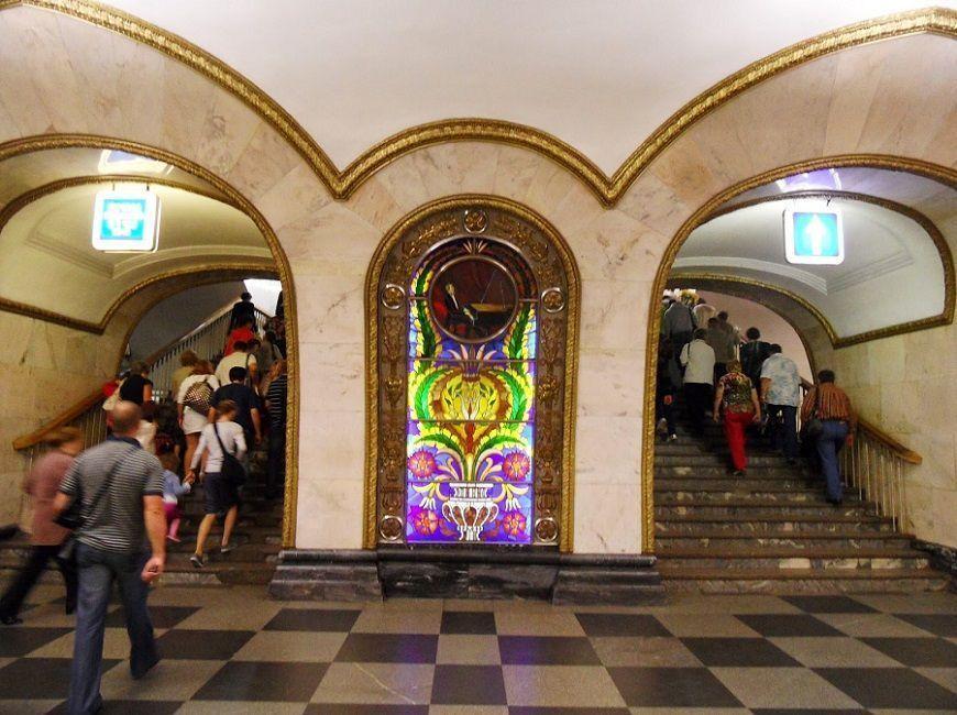 salida-estación-subterránea-Novolslobodskaya