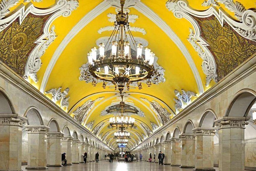 Estación-Komsomolskaya