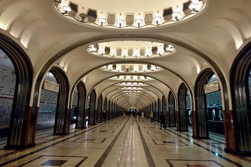 Estación-Mayakovskaya