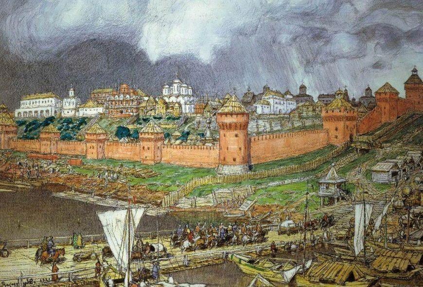 Historia-Kremlin-de-Moscú-época-de-Dmitri- Donskói