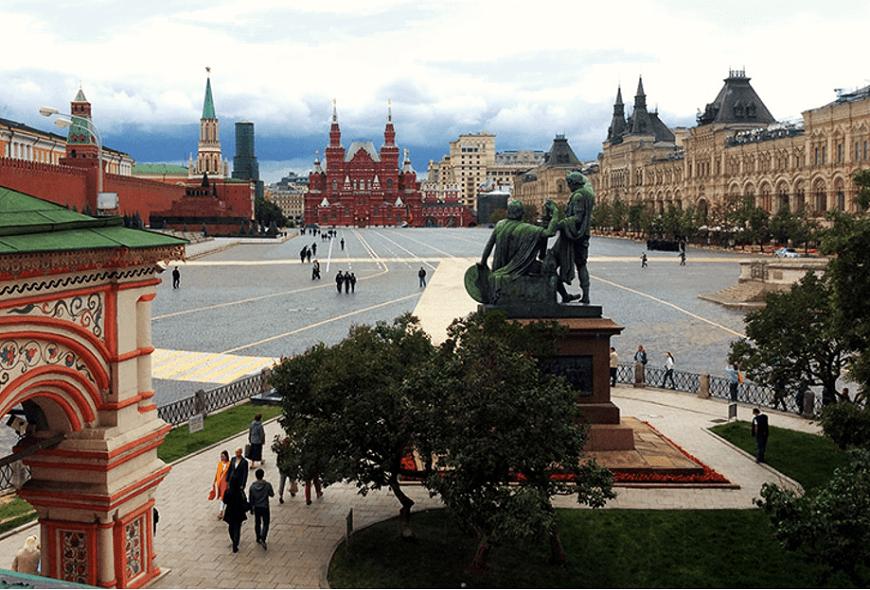 Plaza-Roja-Moscú