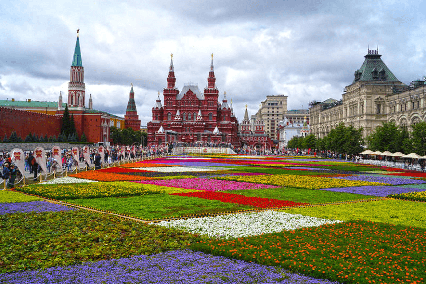 Festividades en Moscú: conoce las mas populares