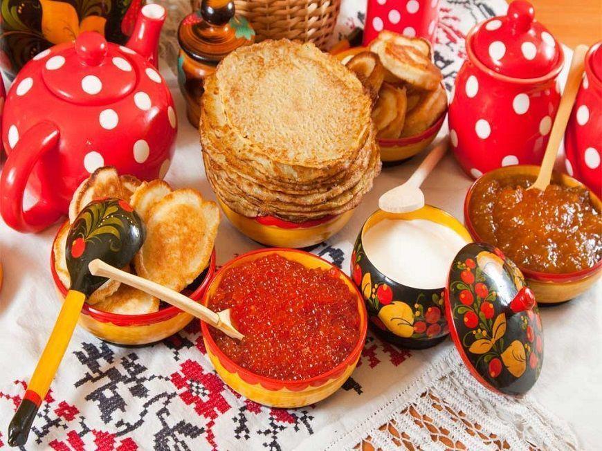 Mercado Izmailovo gastronomía