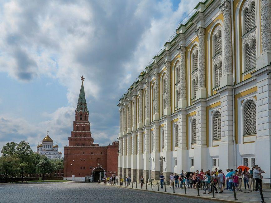 Fondo de Diamantes.-museos-en Moscú