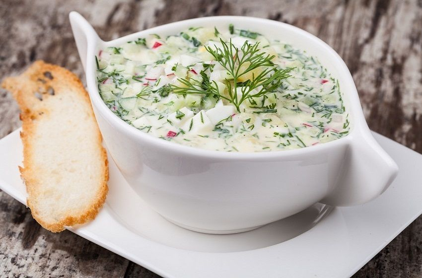 historia-de-la-gastronomía-rusa-sopas-Okroshka