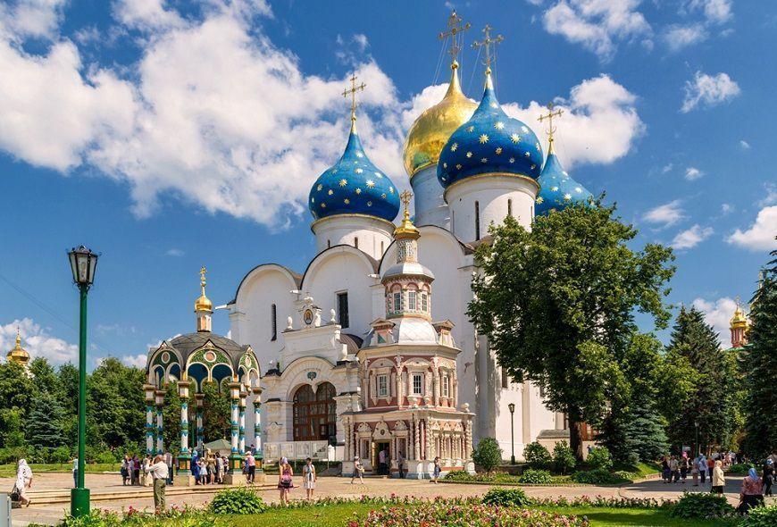 lugares-cerca-de-moscú-Sérguiev-Posad