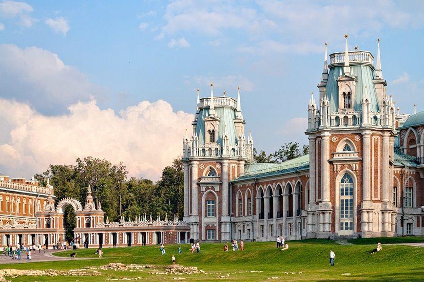 Parque-Tsaritsyno