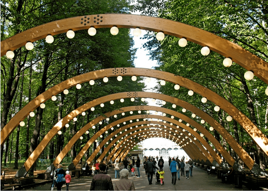 7-días-en-Moscú-Parque-Skolniki.