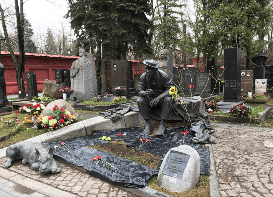 Cementerio-de-Novodévichi