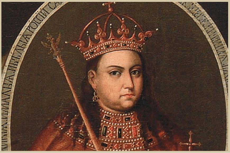 Sofía-Alekséyevna-princesa-regente-de-Rusia-siglo-XVII
