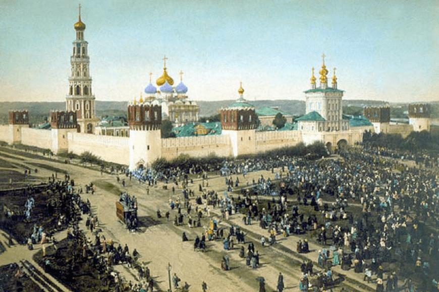 convento-de-novodévichi-historia-siglo-XVIII