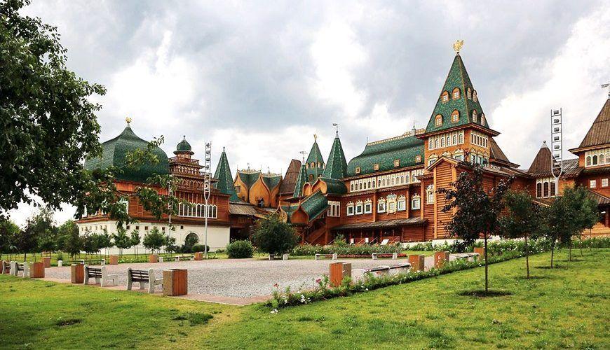 Parque-Kolomenskoye