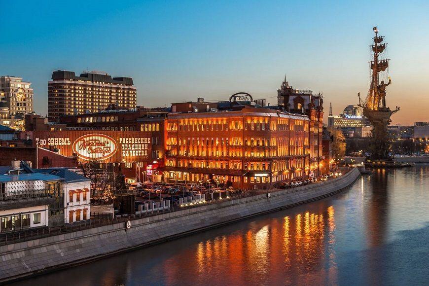 Descubre qué hacer en las mágicas noches de Moscú