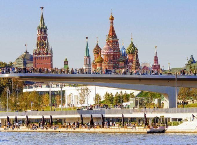 Tour privado por horas en Moscú en español