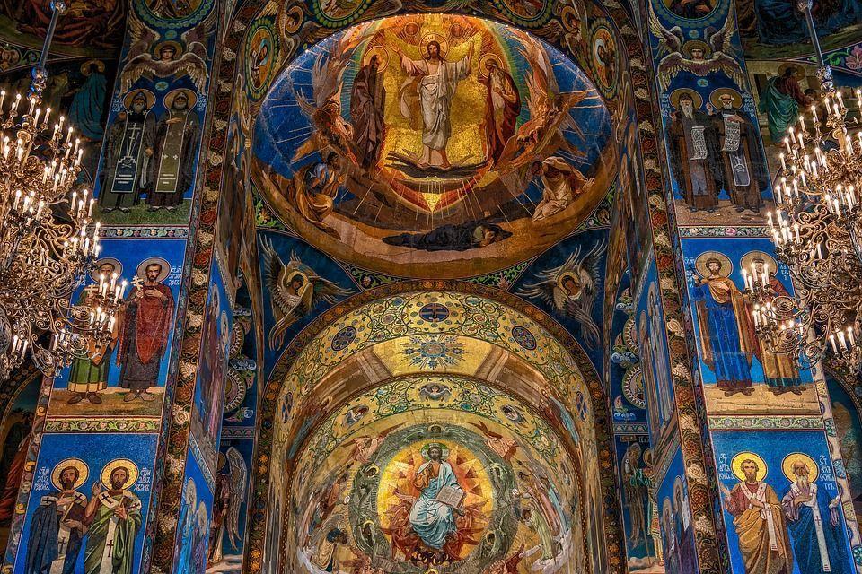 Religiones en Moscú