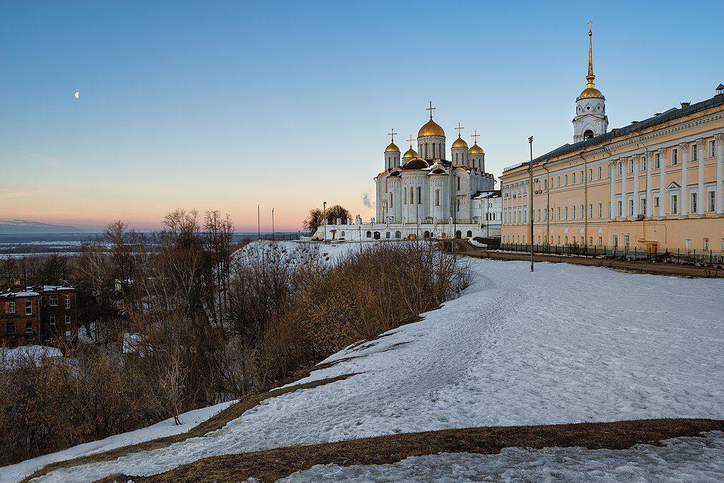 Vladímir: tesoro arquitectónico y turístico