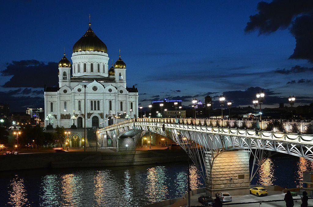 Puentes en Moscú, 5 puentes en Moscú con vistas mágicas