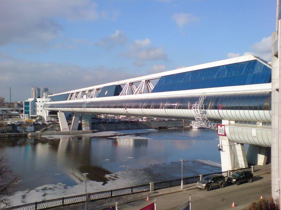 Puentes en Moscú Bagration