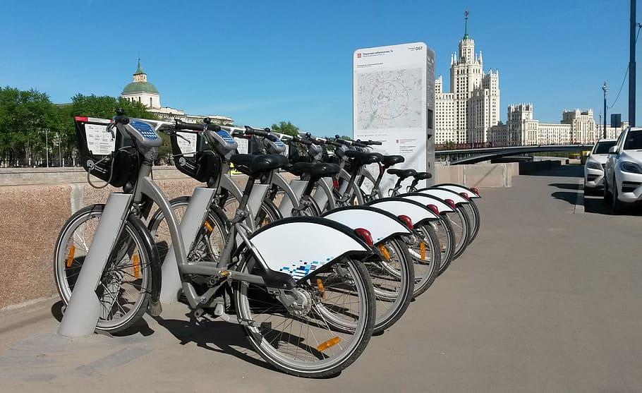 Alquilar bicicletas en Moscú, Moscú para ciclistas: cómo alquilar una bicicleta en la ciudad