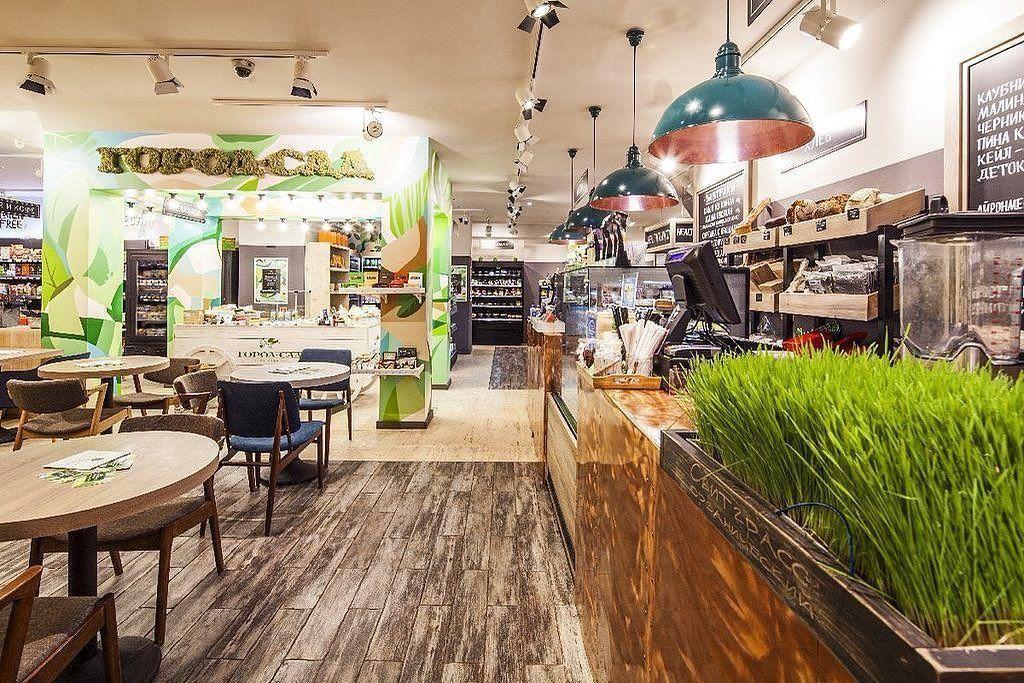 6 lugares en Moscú para vegetarianos
