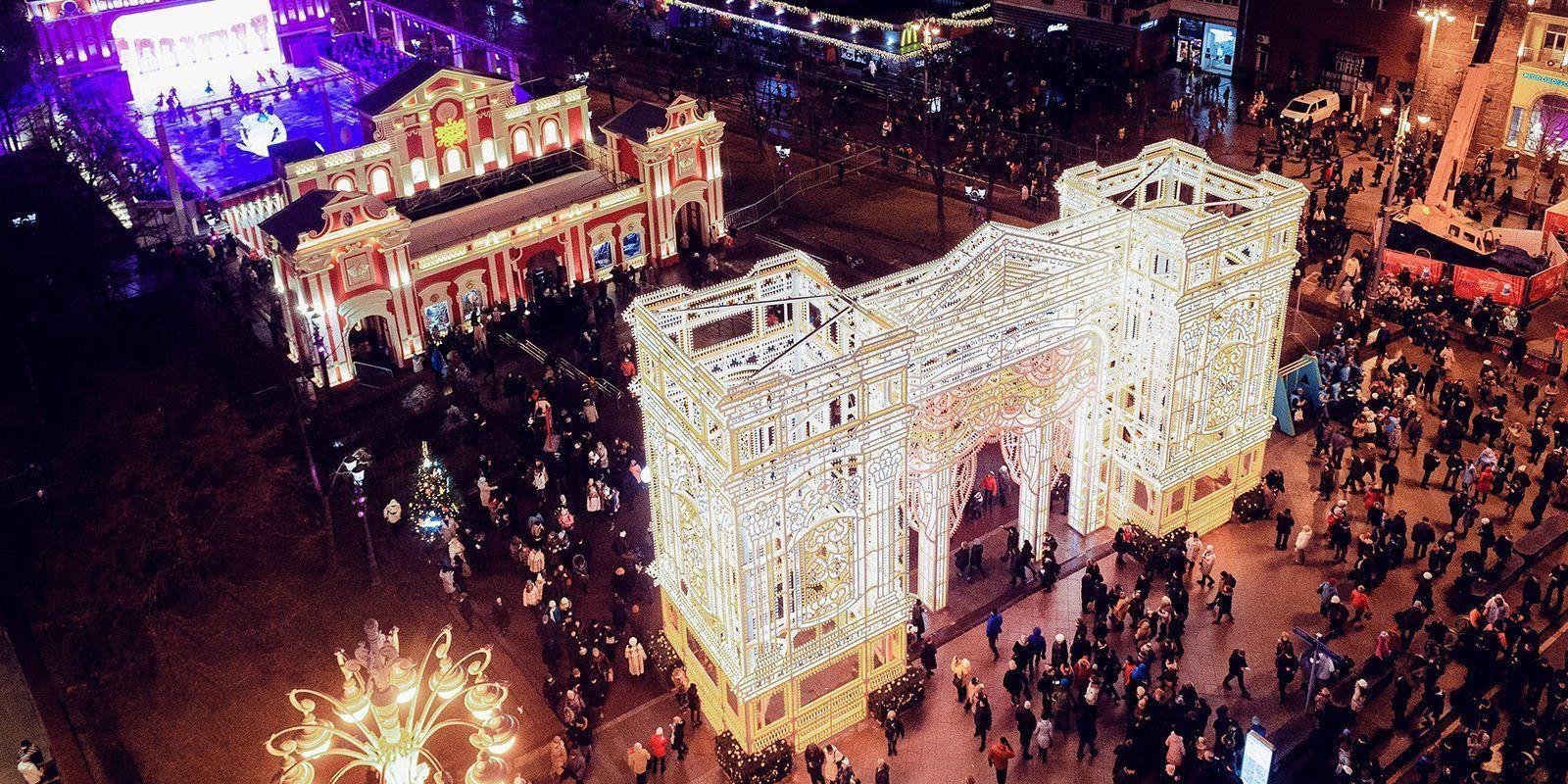 ¿Cómo se celebra la Navidad en Moscú?