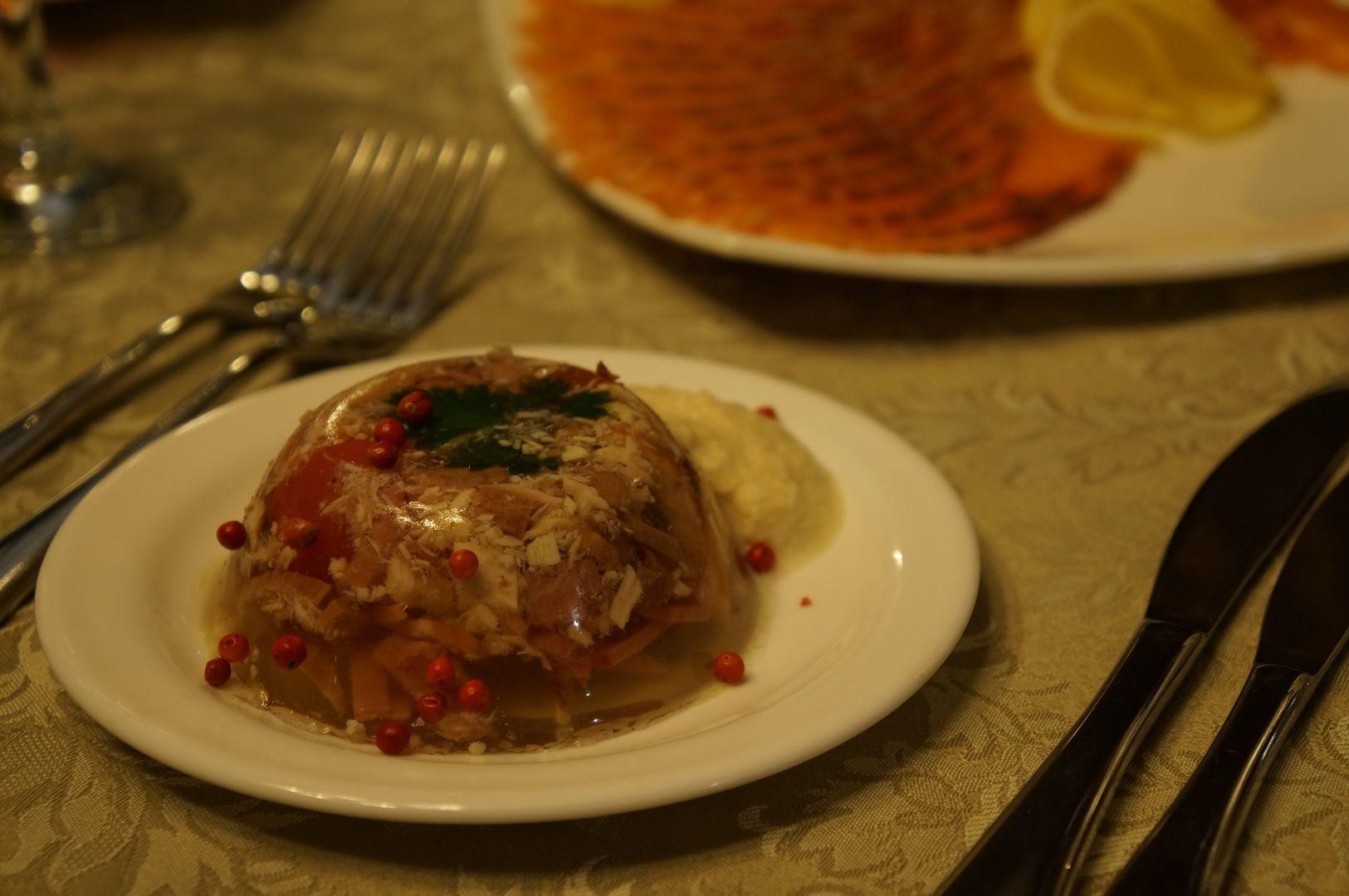 Comida rusa, ¿Qué comen los rusos durante Año Nuevo y Navidad?