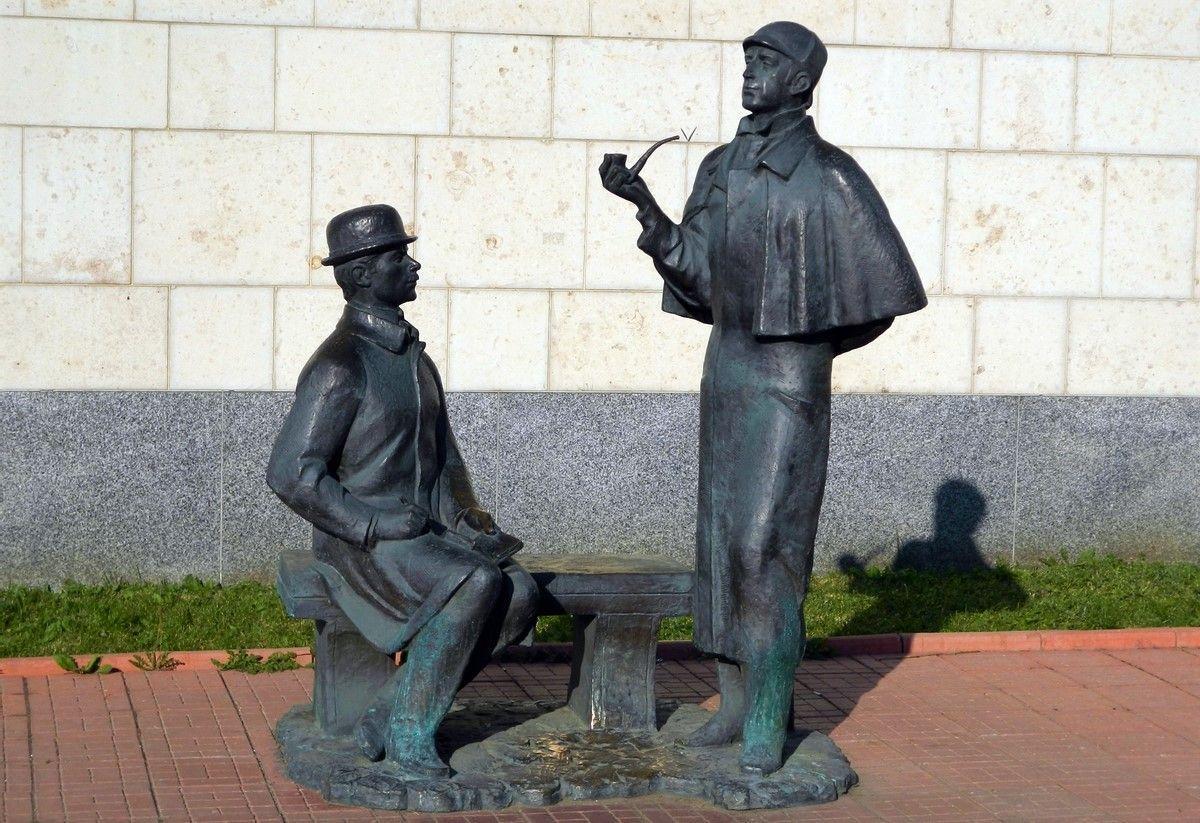 Monumentos en Moscú