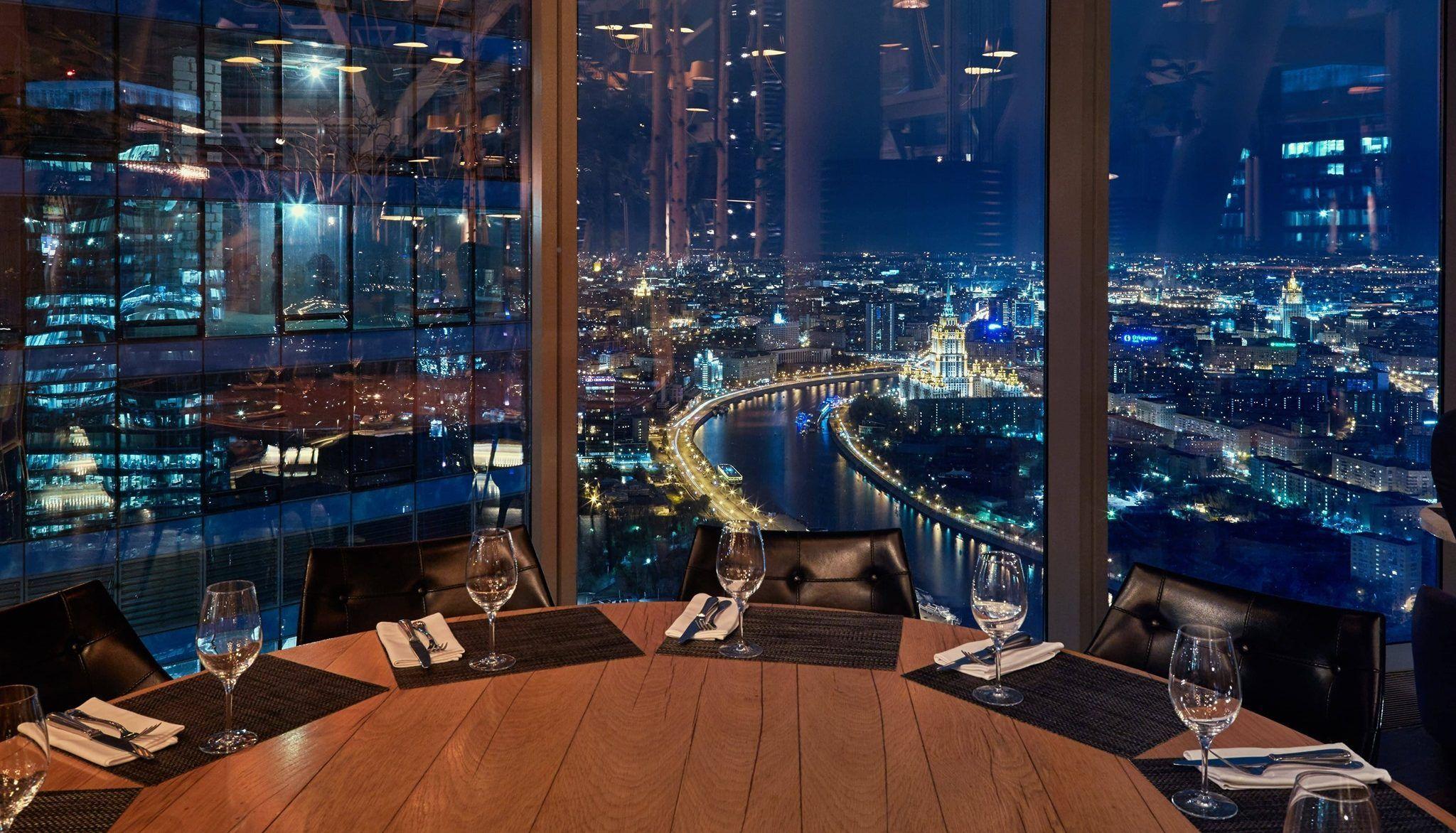 Rooftop bar en Moscú, Disfruta de los mejores rooftop bars en Moscú