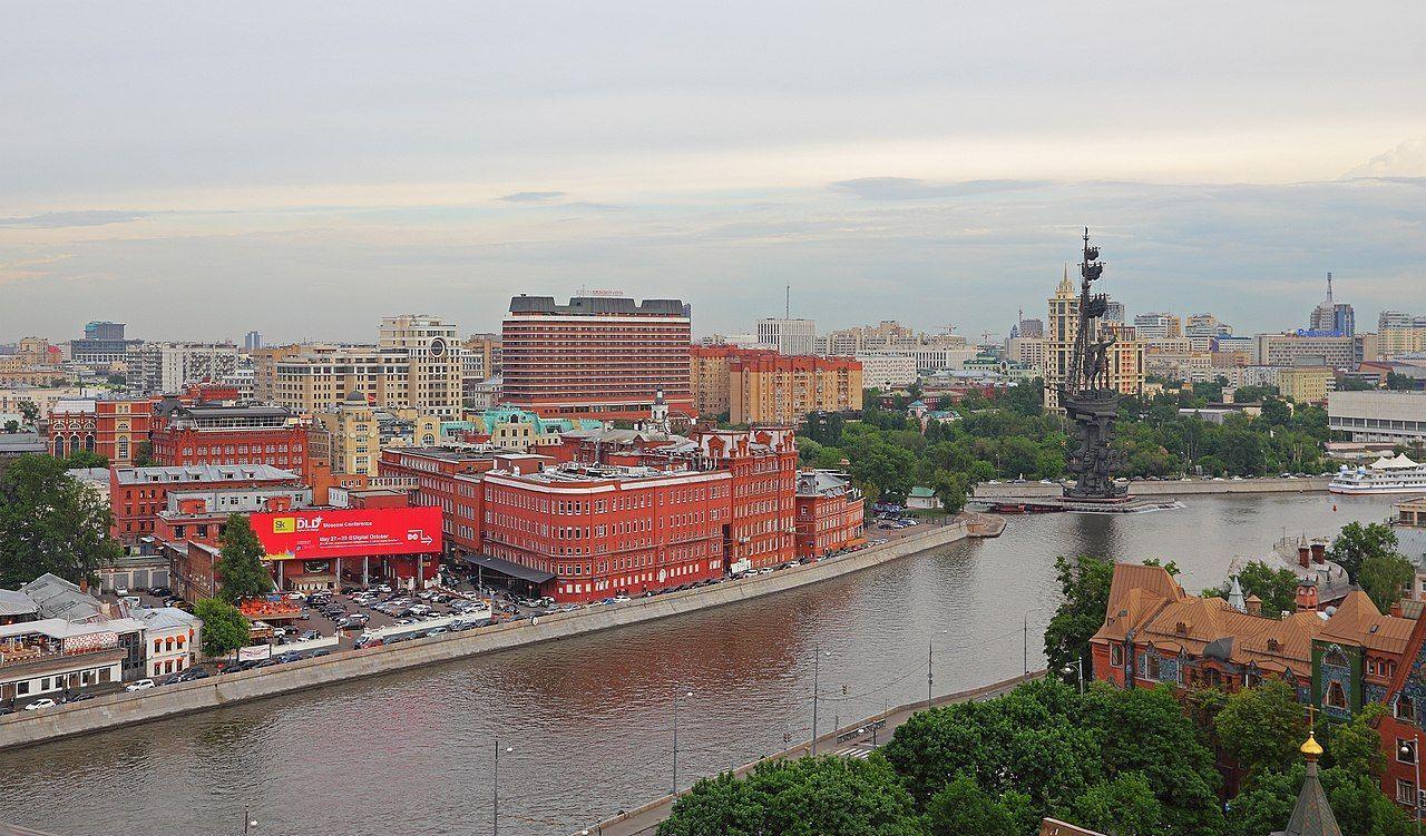 río Moscova, Todo lo que necesitas saber sobre el río Moscova
