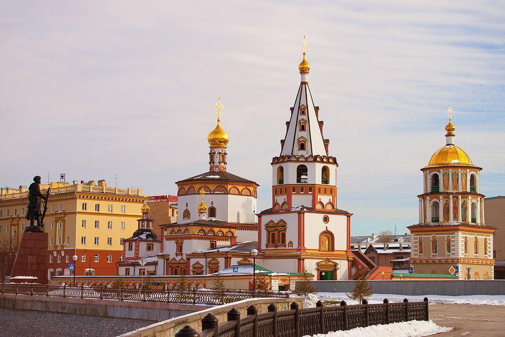 Día 7 – La histórica Irkutsk