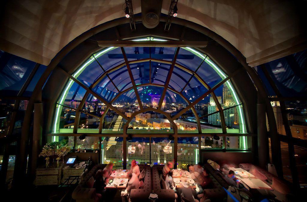 Mejores restaurantes de Moscú