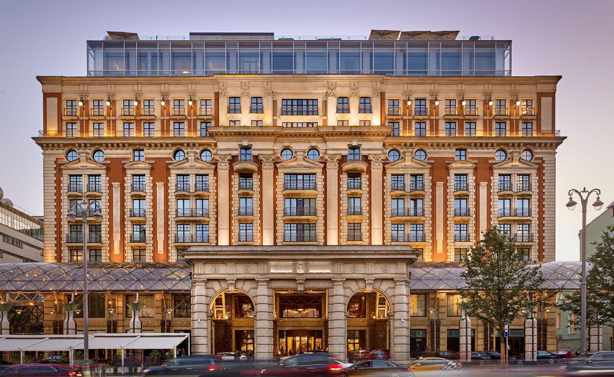 Mejores hoteles de Moscú, Un paseo por los mejores hoteles de Moscú: ¡Descúbrelos!