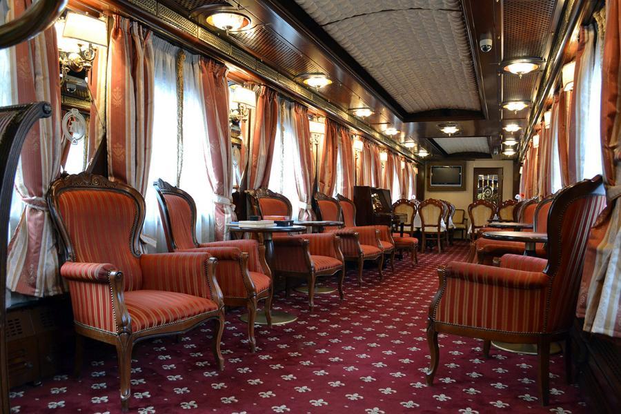 """Días 10 y 11 – a bordo del tren """"Imperial Russia"""""""