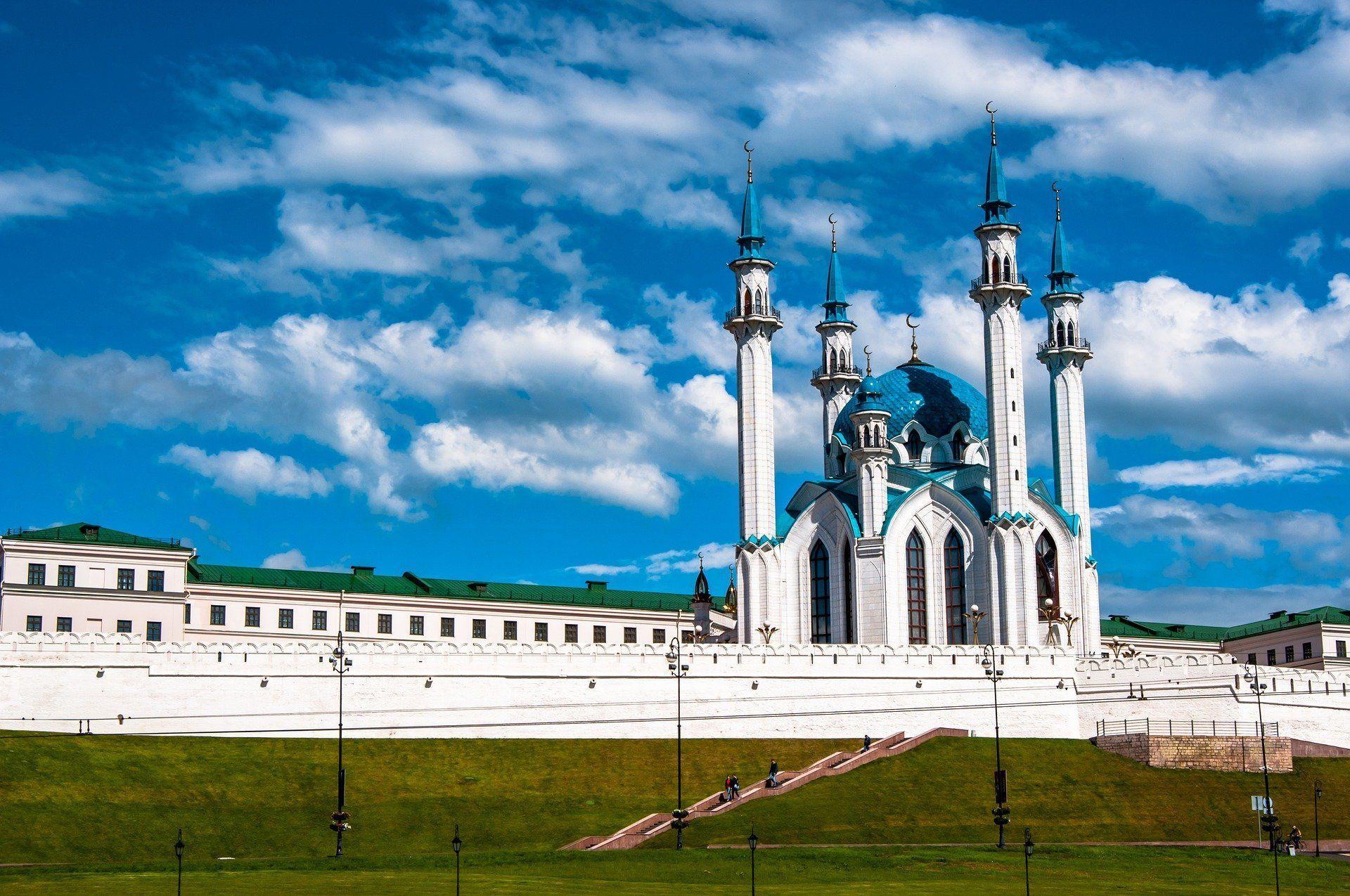 Día 3 – Llegada a Kazán