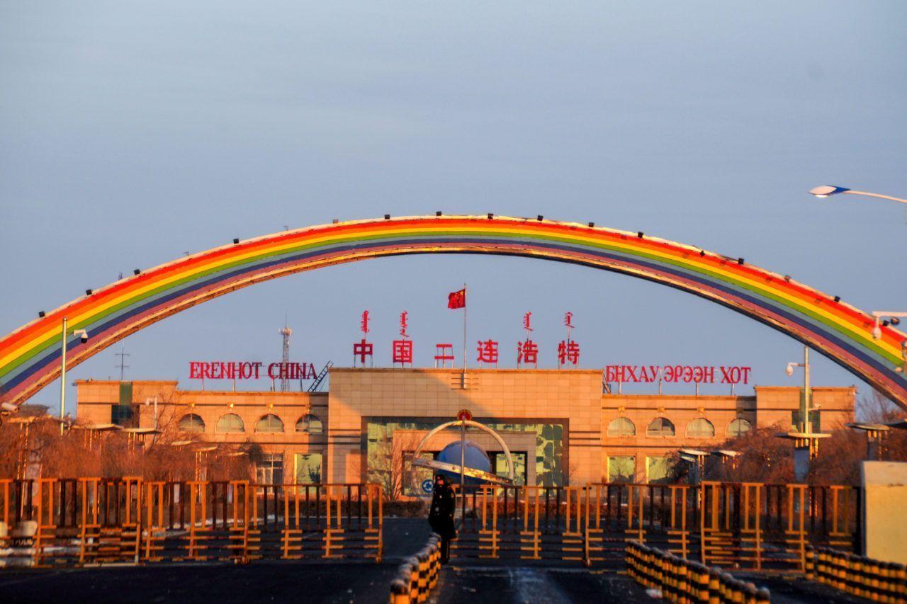 Día 12 – Erlian, frontera entre Mongolia y China