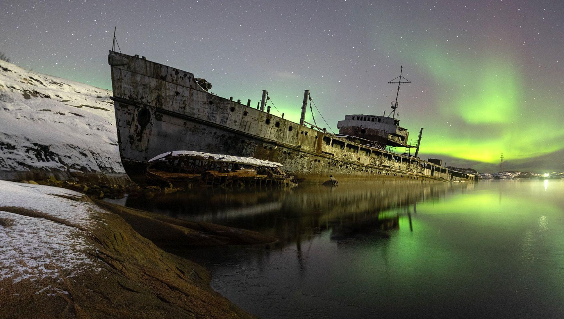 Día 7 – Excursión final en Múrmansk