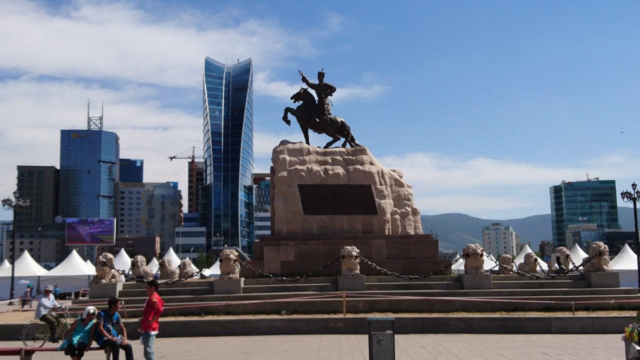 Día 11 – Visita al centro de Ulán Bator