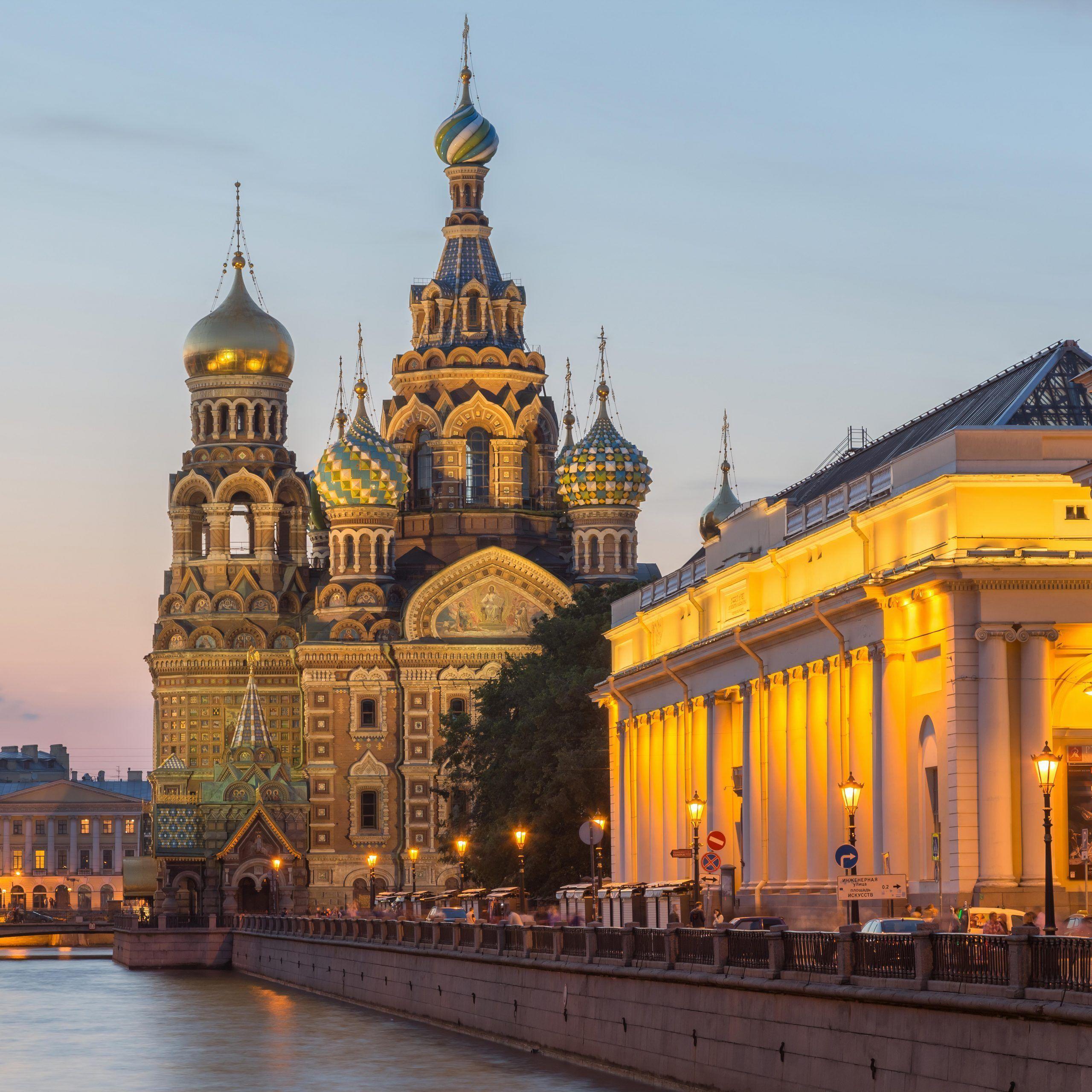 Día 4 – Parada en San Petersburgo