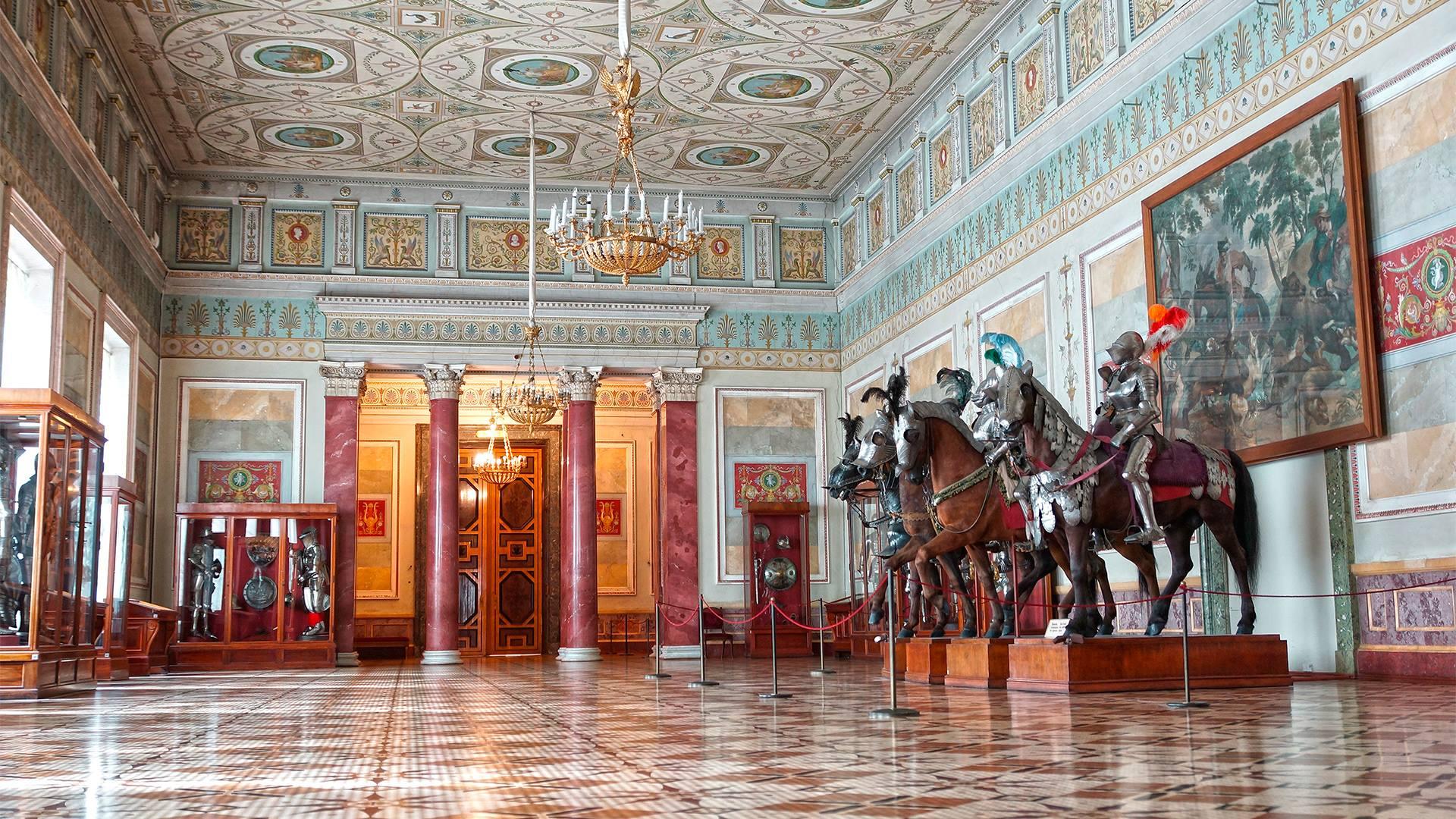 Antiguo gran Hermitage