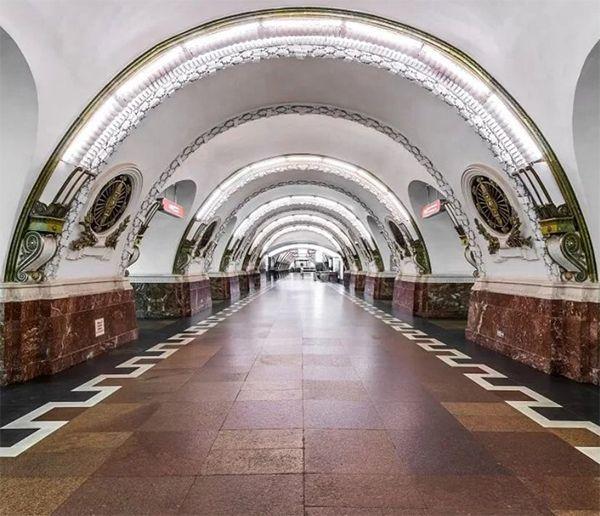 Ploshad Vosstaniya