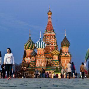 tour moscú, Tour Moscú