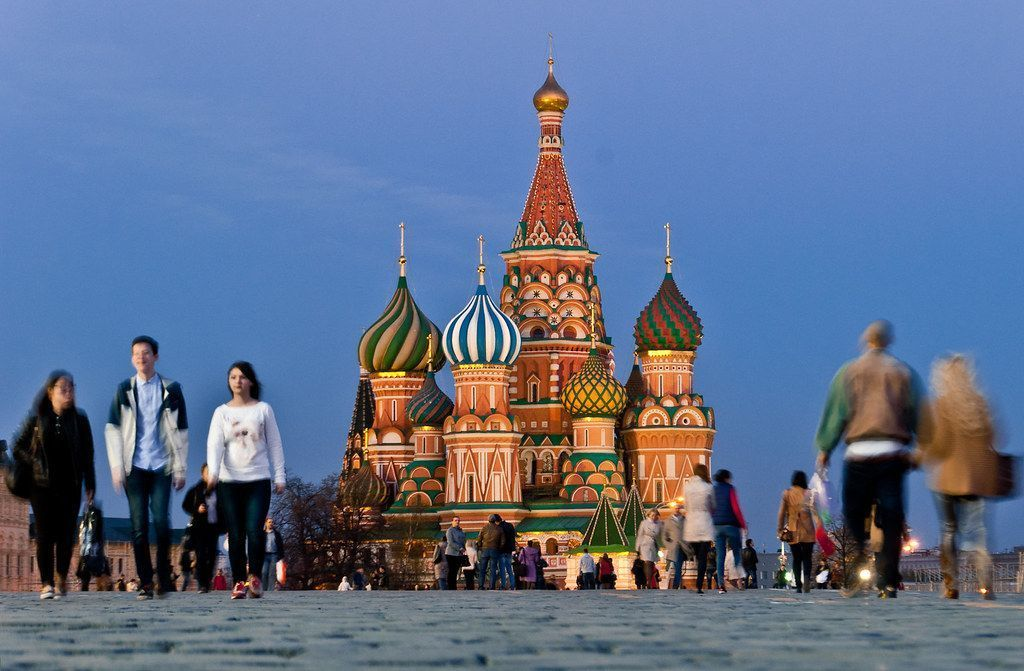 ¿Cómo obtener una carta de invitación para ir a Moscú?