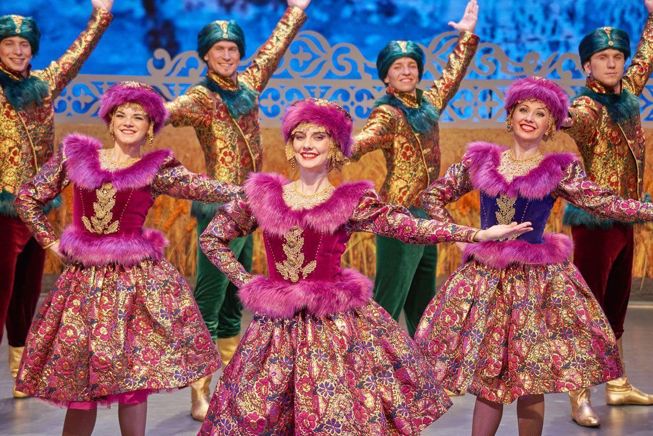 ¿Qué es el Golden Ring Show y por qué debes verlo si viajas a Moscú?